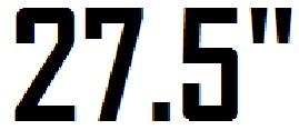 "27,5"""